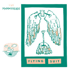 Flying Suit Cover Art